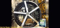 "20"" inch gima wheels  new Sterling Heights, 48310"