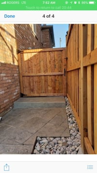 Fence Gate repair and replace