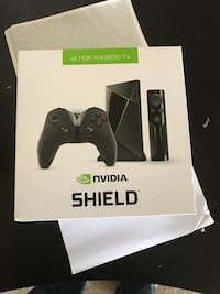 Nvidia shield with remote and controller sealed brand new Plano, 75024