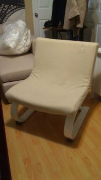 IKEA White Modern Chair , Perfect Condition Surrey, V3S 3T1