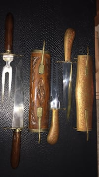 2 Knife and fork in holder Calgary, T2Y 2W5