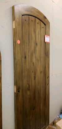 prefinish solid door only..new ....today only....blowout sales.