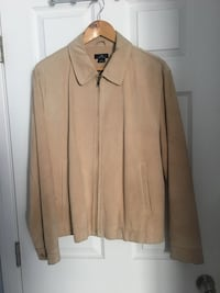 Classic Brooks Brothers Men's suede jacket  Los Angeles, 90291