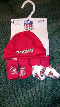 49ers for baby Graham, 98338