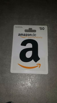 Amazon Gutschein 50€ Berlin, 10829