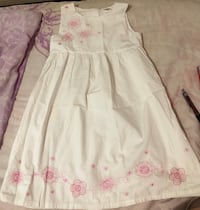 Children's White/Pink Dress Toronto, M3M 1A7