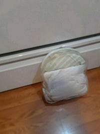I have one bag of crib sheet for sale  2032 mi