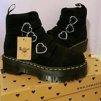 Dr martens lazy oaf heart  Italia