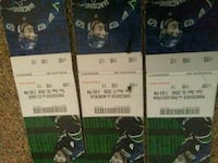 6 tickets.2 vs Montreal.2 vs Philly.2 vs st.Louis. Surrey, V3T 4Y8