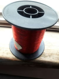 red rope in black plastic spool Cape Coral, 33990