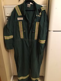 Teal reflective coveralls Calgary, T2L 1N2