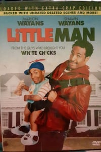 Little Man: rated PG-13