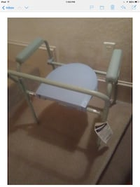 DRIVE MEDICAL COMMODE - NEVER USED Palm Harbor, 34684