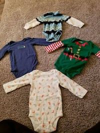 Long sleeve onesies  Pineville, 28134