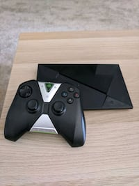 Nvidia shield with controller.