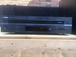 Yamaha Compact Disc Automatic Changer