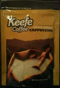 Keefe Coffee French Vanilla Cappuccino Evansville, 47720
