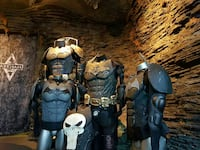 Batman Arkham Origins armor set Temple City, 91780