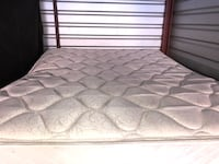 Queen Plush Mattress with boxspring- Delivery Available  Aurora, 80045