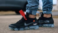Off white vapormax  Hyattsville, 20784