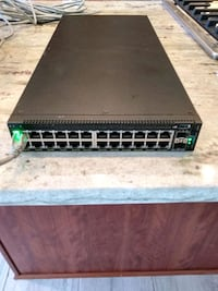Dell X1026P Managed 24 Port Switch PoE Centreville, 20120