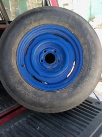 Trailer Tire or Spare Tire Bovey