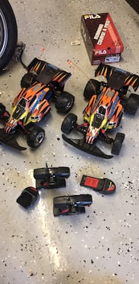 Two RC racers 80$ for both