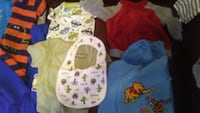 Baby boys clothes and accesories Edmonton, T5A 2G8