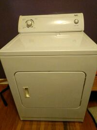 white front-load clothes dryer Toronto, M1M 3W3