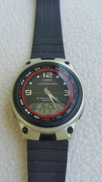 Casio Fishing Gear AW-82 kol saat