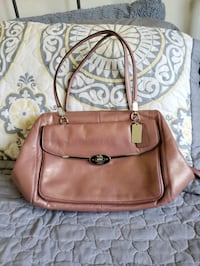 Coach Madison Madeline East/West satchel leather Emmitsburg, 21727