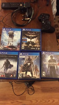 Ps4 games  Cheverly, 20785