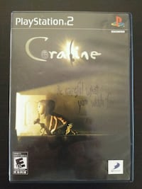Coraline for PS2 Vaughan, L4L