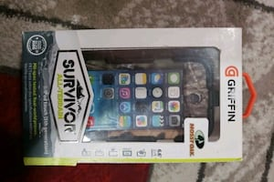 Survivor All Terrain Case for ipod touch 5th generation