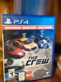 PS4 The Crew  Barrie, L4N 3E9