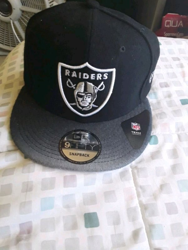 RAIDERS WOOL SNAPBACK CLASSIC HAT 0