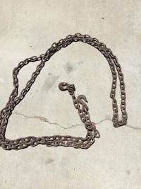 silver chain link bracelet with lobster lock Palmdale, 93591