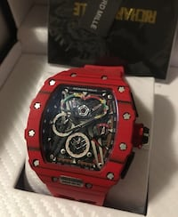 Richard Mille Watches 536 km