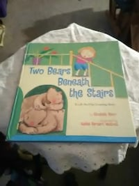 Two Bears Beneath the Stairs book