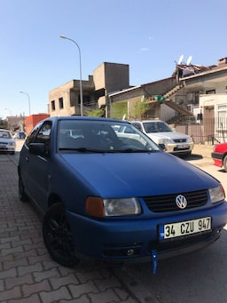 1998 Volkswagen Polo 1.6 STD 309a8495-93bb-44ee-8f5d-d7ac672adf58