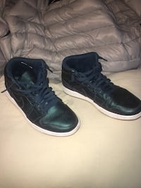 Jordan 1 space blue anti-gravity machines 8.5 537 km