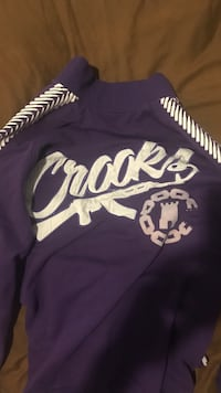 Crooks and castles zip up Kitchener, N2A 2C2