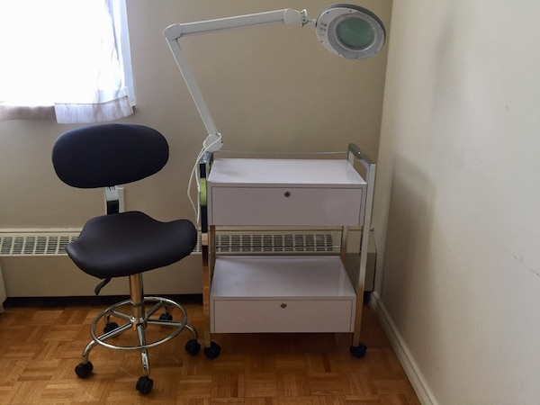 Whole set with LED AND MASSAGE table just $250