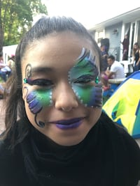 Face painting Oxon Hill