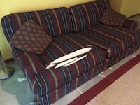 Sherrill couch and chair.   Omaha