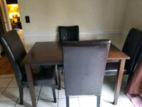 Leather Dining Room Set Nashville, 37013