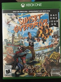 Sunset Overdrive XBOX ONE Kitchener, N2B 1B5