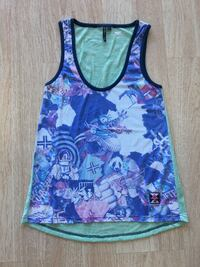 women's blue and green tank top Los Angeles, 90041