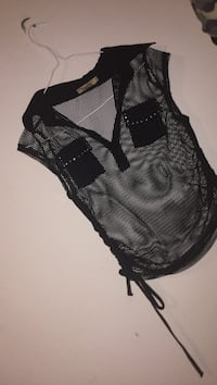 black and gray knitted handbag Ottawa, K2B 7T5