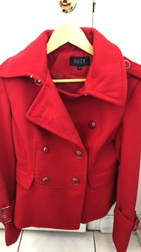 Red jacket size medium  Mississauga, L4Y